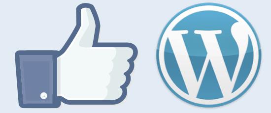 Facebook with WordPress - aalamrangi.wordpress.com
