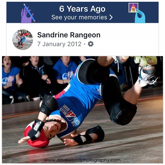 Apparently I was into breakdancing 6 years ago  chellip