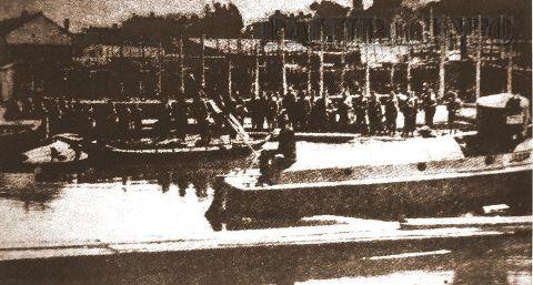 Резултат слика за Дан Речне флотиле и Дан рода речних јединица Војске Србије,