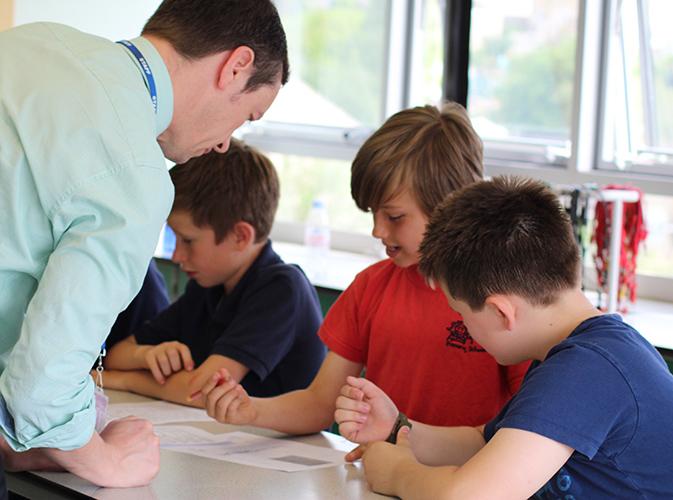 Year 5 Pupil Masterclasses at St Mark's