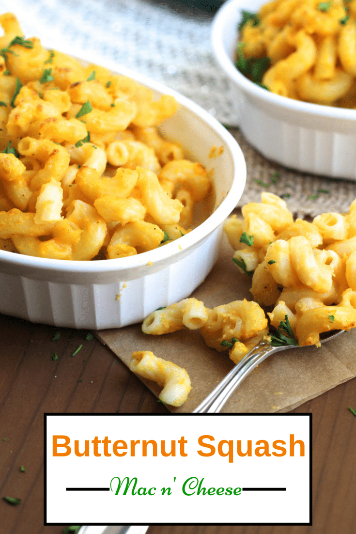 Macaroni And Cheese With Butternut Squash Recipe — Dishmaps