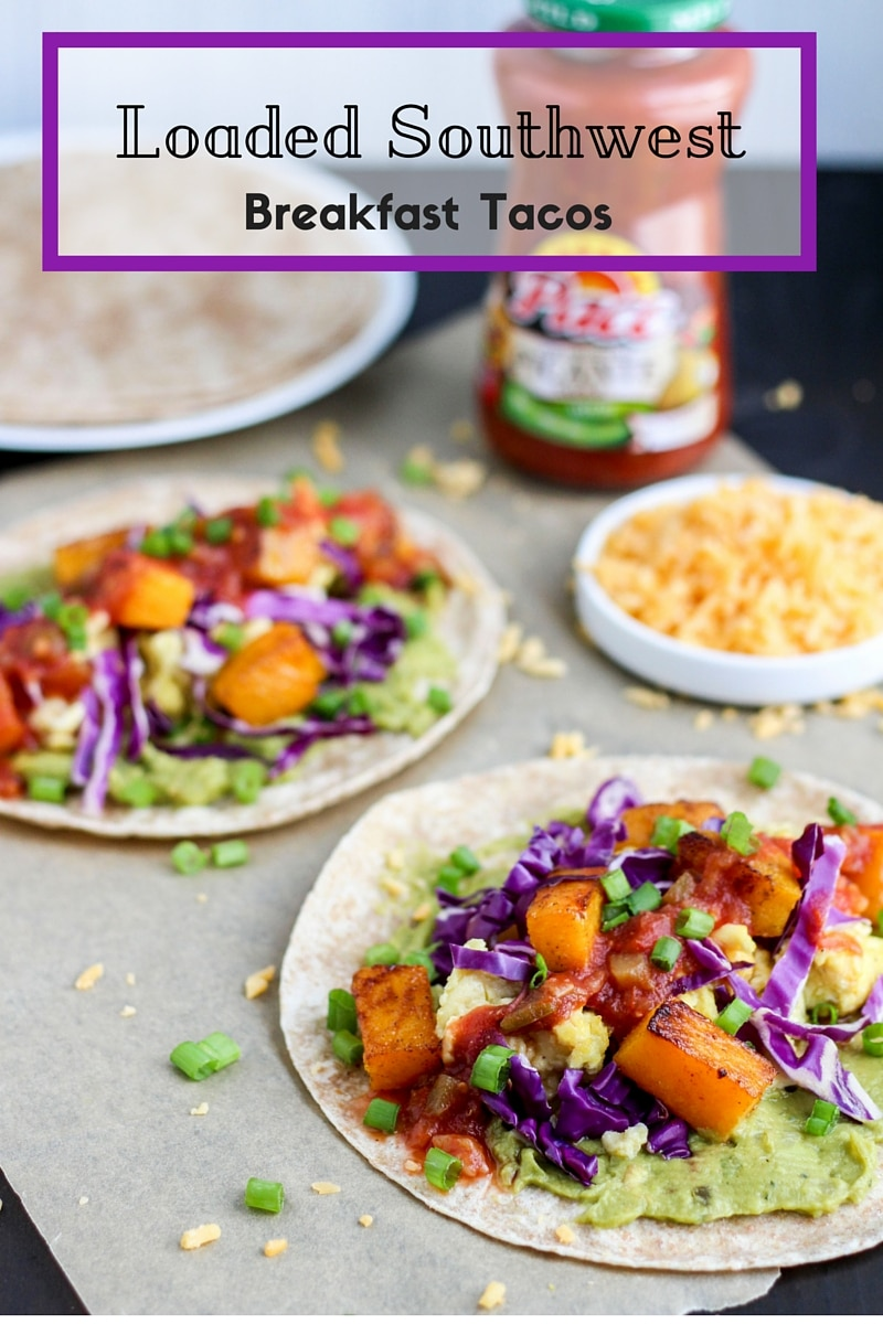 ! Loaded with roasted butternut squash chunks, crunchy cabbage, spicy ...