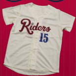 Kids Jersey #1 - Frisco RoughRiders - Texas Rangers