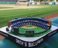Smith's Ballpark Replica - Salt Lake Bees - Los Angeles Angels