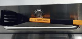 bbq spatula - west michigan whitecaps - detroit tigers