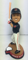 mookie betts fan choice bobblehead - lowell spinners - boston red sox - july 21, 2015 (2)