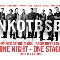 Backstreet Boys und NKOTB Konzert in Berlin