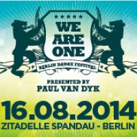 Paul van Dyk: WE ARE ONE-Festival 2014