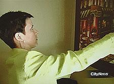 Debra Gould on City TV