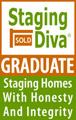 Staging Diva Graduate Badge