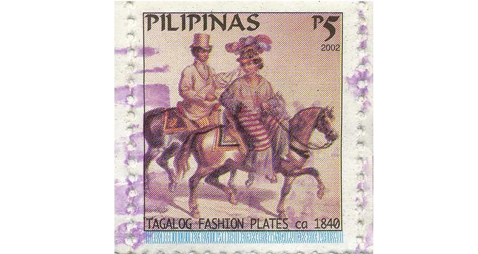 philippine stamp 2002