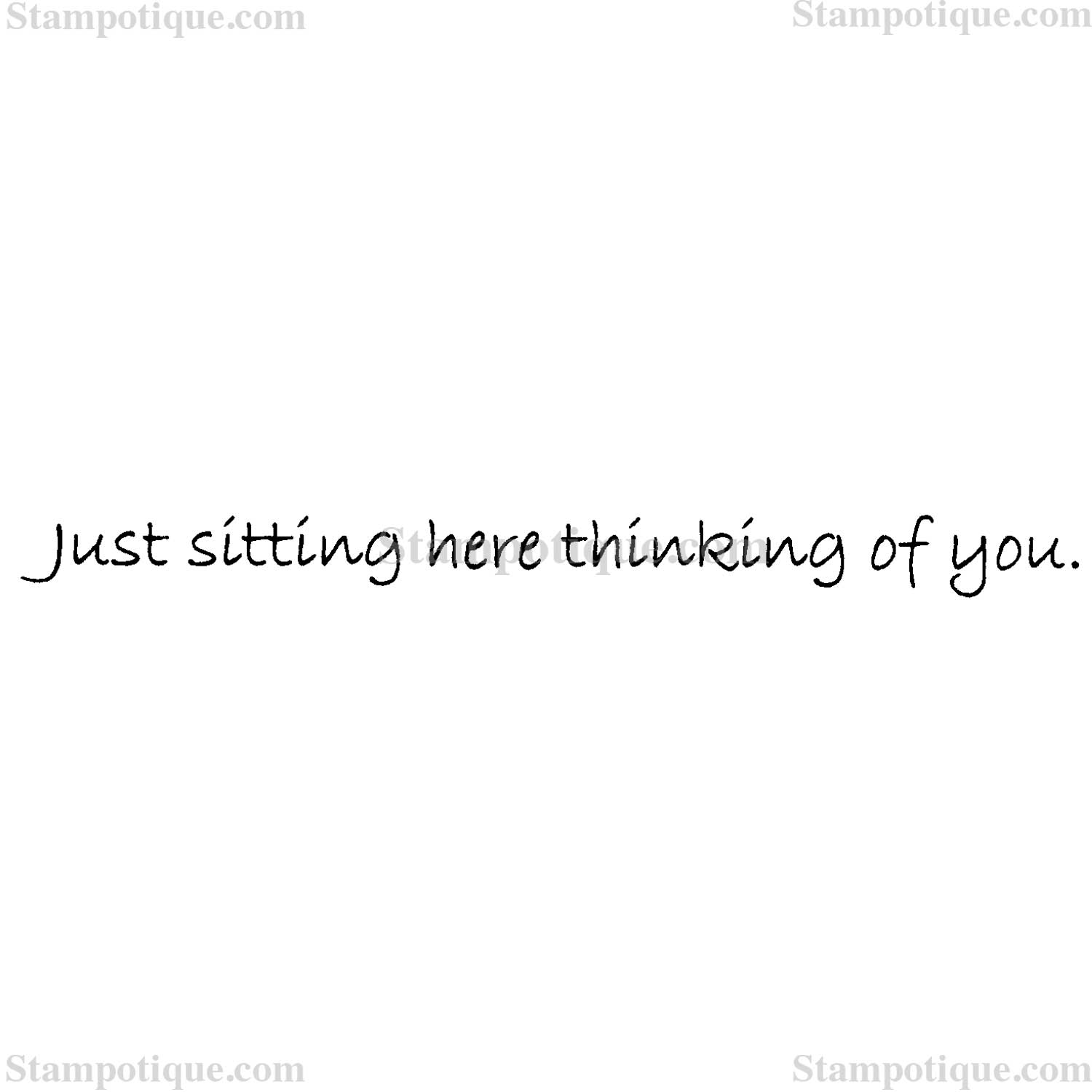 Fullsize Of Just Thinking About You
