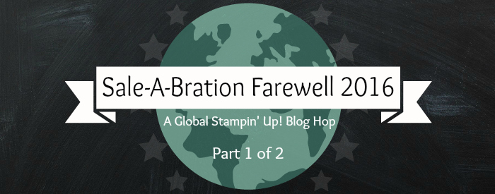 Sale-A-Bration Farewell 2016 Part 1 of 2 #sabfarewell2016