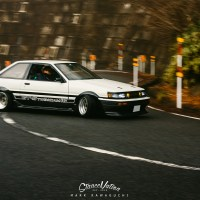 The Living Legend // Sato's Gorgeous AE86.