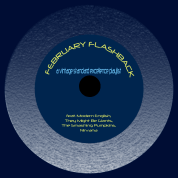 February Flashback playlist cover art