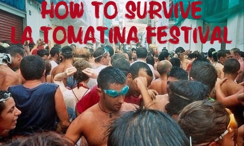 How to Survive the 70th Anniversary of La Tomatina Festival