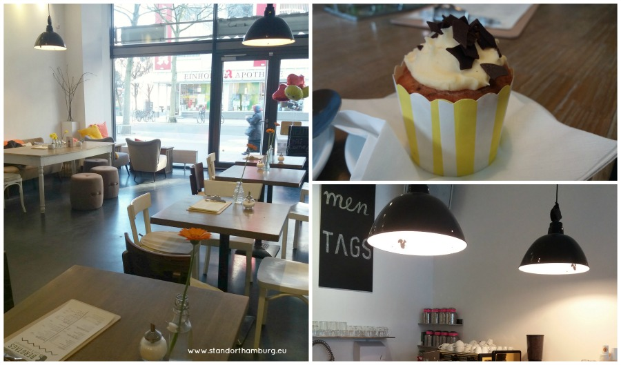 Kaffee und Kuchen in Hamburg - Bergtags Altona - Standort Hamburg
