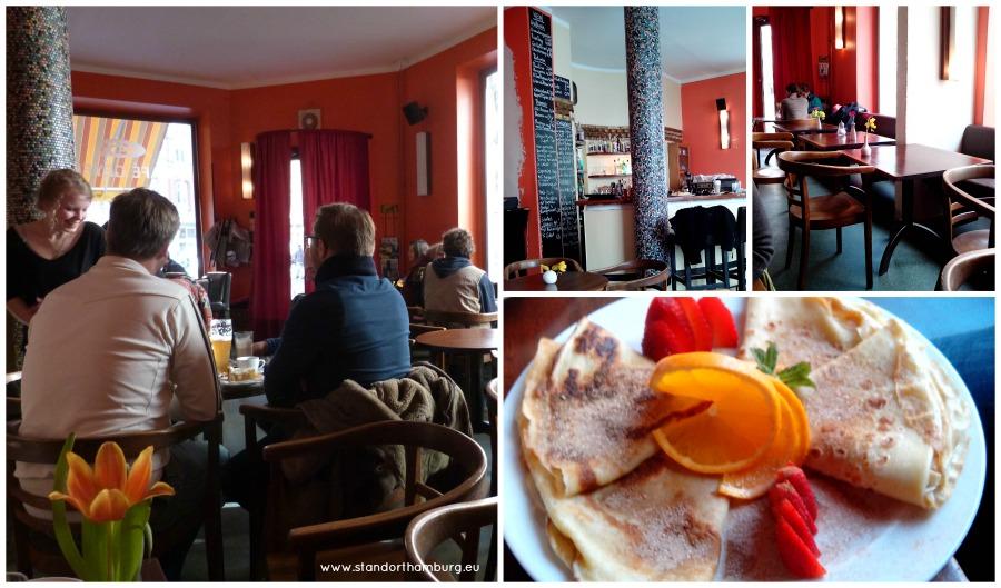 Kaffee und Kuchen in Hamburg - Cafe Geyer - Standort Hamburg