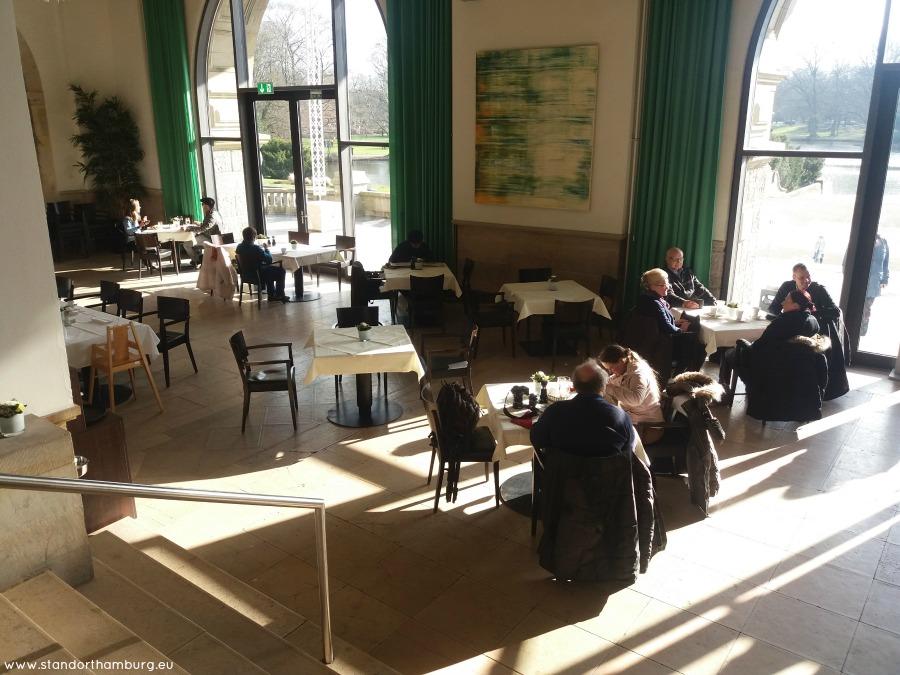 Restaurant Rathaus Hannover - Standort Hamburg