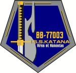 ISS Katana logo