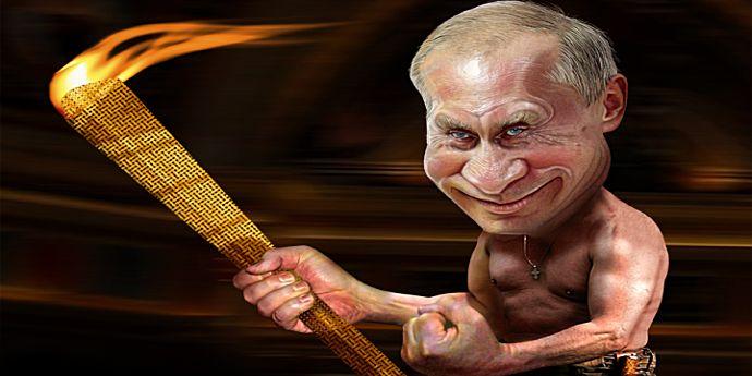 Ce se întâmplă atunci când Putin se luptă cu Putin?
