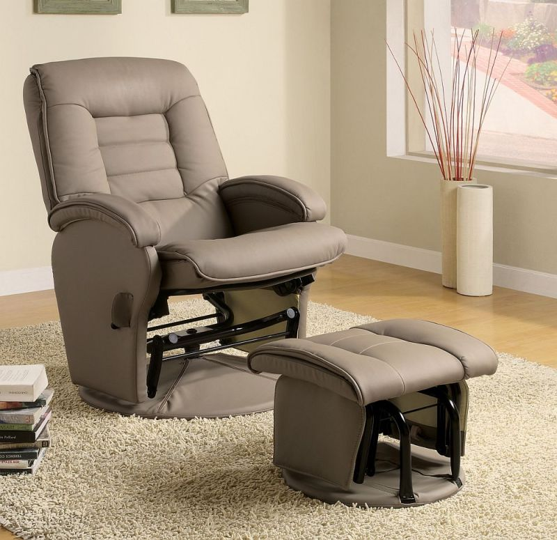 Large Of Swivel Glider Chair