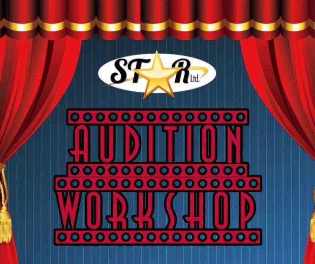 Audition Workshop Registration