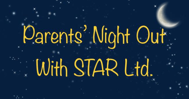 Parents Night Out Header