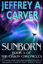 Sunborn by Jeffrey A. Carver (world edition)