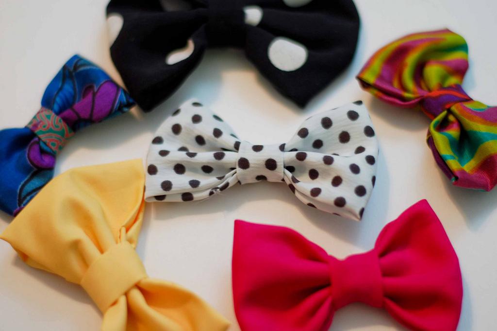 diy simple easy bow