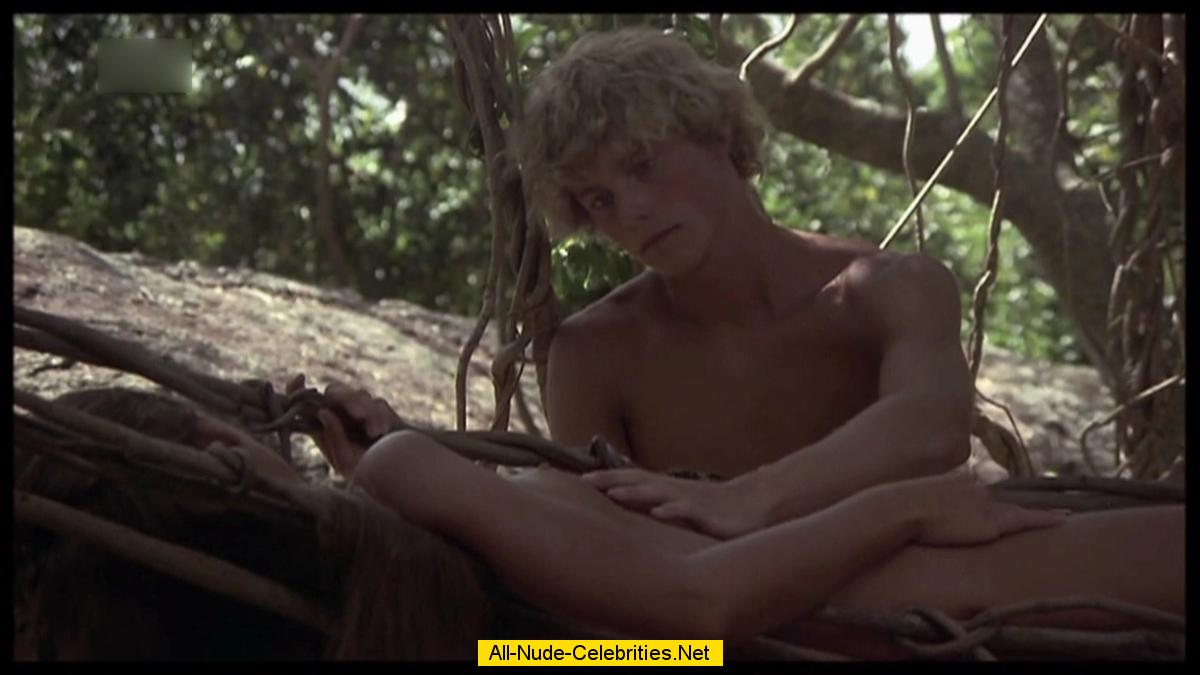 Blue lagoon movie naked scene think