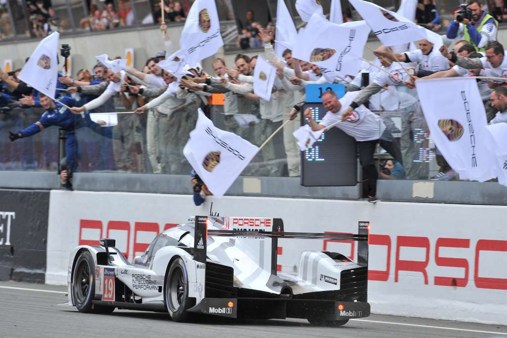 2015,  83rd 24H Le Mans (F), Sunday Race