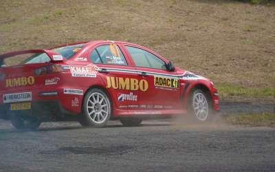 KNAF Talent First-rallytalent Jim van den Heuvel niet van start in Rally van Duitsland door zieke navigatrice
