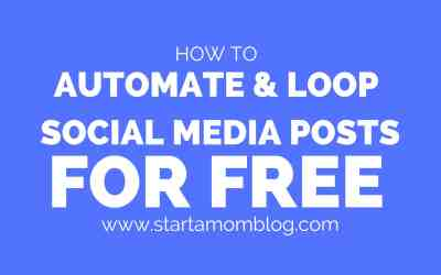 How to Automate and Loop Social Media Posts for Free