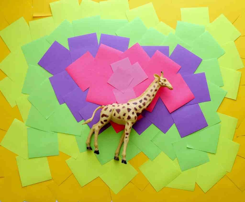 giraffe-star-post-it-notes