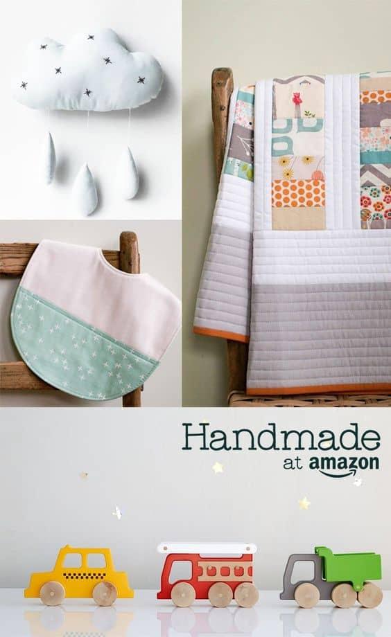 handmade-amazon-product pin www.startamomblog.com