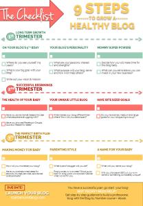 first-steps-to-starting-a-blog-www-startamomblog-com-checklist