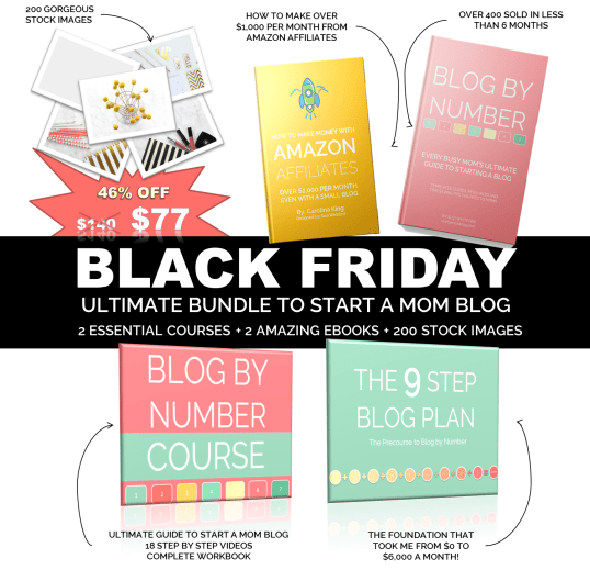 BLACK FRIDAY SALE startamomblog.com