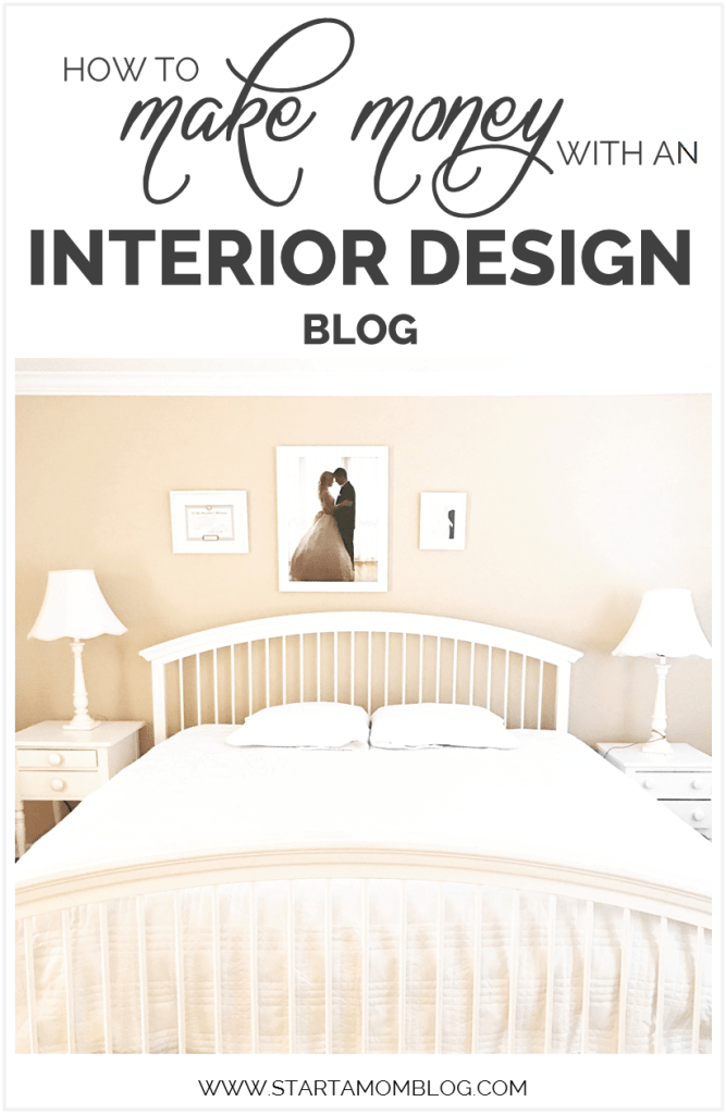 How to make money with an interior design blog start a for How much money does an interior designer make