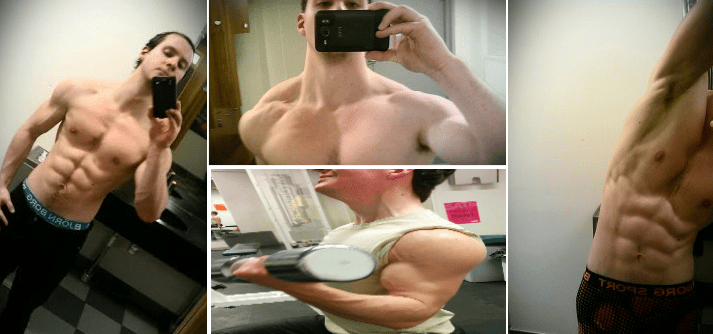 ripped in 2 years -- 1,5 years later