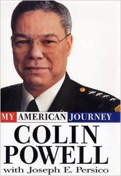 my american journey colin powell book