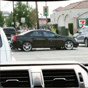 Car accident LA -- startupbros import empire