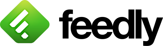 Feedly Logo - Black Color
