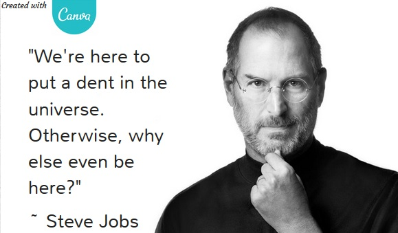 Visionary Entrepreneur - Steve Jobs - Albert Mai's Startup Journey