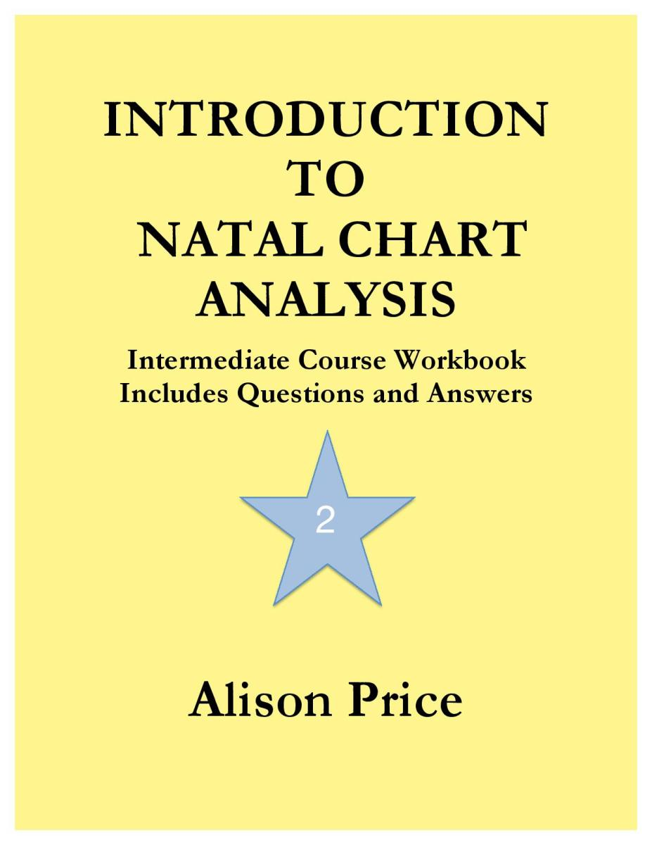 Introduction to Natal Chart Analysis - eBook