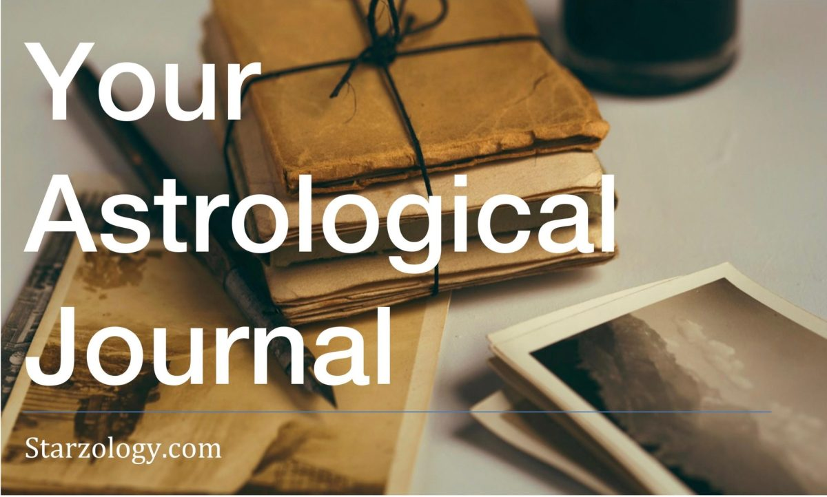 Your Astrological Journal