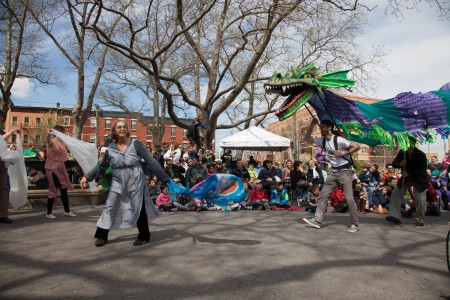 St George Day_Tompkinsville Park 2