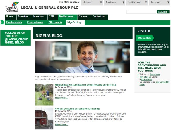 Legal and General Blog