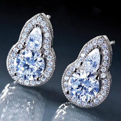 Diamond Aura Sweet Nothing Earrings