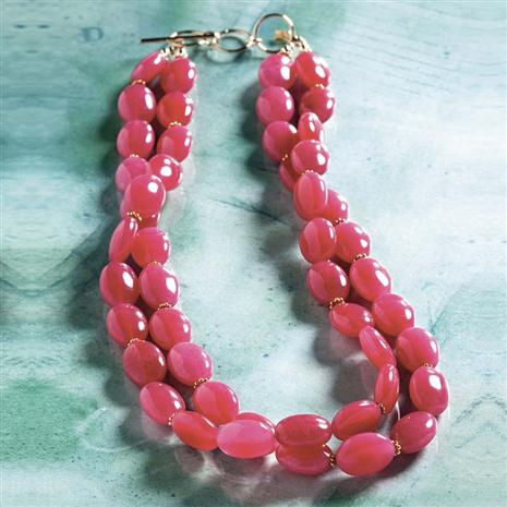 Mohalla Quartz Necklace